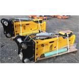 UNUSED 2019 AXB BRK100 Excavator Hydraulic Hammer
