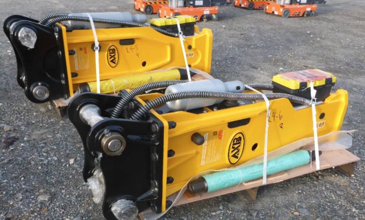 Lot 27 - UNUSED 2019 AXB BRK100 Excavator Hydraulic Hammer