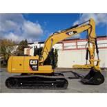 2016 Cat 313FLGC Excavator