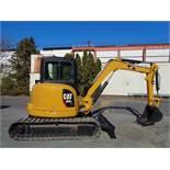 2016 Caterpillar 305E2 CR Mini Hydraulic Excavator