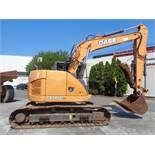 2014 Case CX145C Excavator