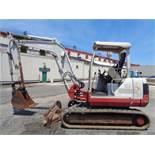 Takeuchi TB-145 Excavator