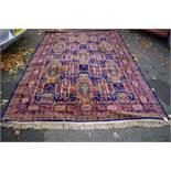 Two Lansdowne Wilton carpets.