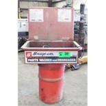 SNAP-ON PBD32 30 GALLON CAP. PARTS WASHER AND DEGREASER