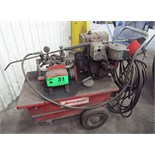MAGIKIST 8 HP GAS POWERED PORTABLE PRESSURE WASHER