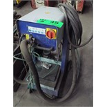 PEI POINT (2002) WT-EUROPE-18-PWC MOVEABLE POKE WELDER WITH WATER-COOLED CABLES S/N: 0211777