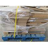 (E6) Pallet to contain approx. 80 items of kitchen stock to include:gloss cream 500mm doors, premium