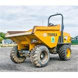 Terex TA9 9 tonne straight skip dumper Year: 2014 S/N: PK5995 Recorded hours: 1836 Q982WGF