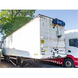 Legras tri axle walking floor bulk trailer  VIN: 024158 **This trailer is being sold with the full