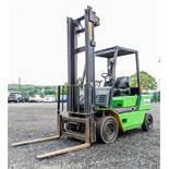 Boss RH25D 2.5 tonne diesel fork lift truck Year: 1993 S/N: 021714 Recorded Hours: 9107 c/w