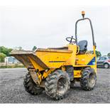 Thwaites 1 tonne hydrostatic hi-tip dumper Year: 2007 S/N: B4743 Recorded Hours: 510 220E0046