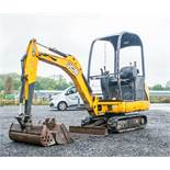 JCB 8014 CTS 1.4 tonne rubber tracked mini excavator  Year: 2014 S/N: 70503 Recorded Hours: 1506