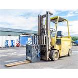 Hyster E4.00 XL 4 tonne battery electric fork lift truck S/N: 37675 Recorded Hours: Not displayed (