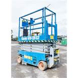 Genie GS1932 battery electric scissor lift access platform 08830080