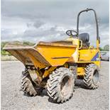 Thwaites 1 tonne hydrostatic hi-tip dumper Year: 2008 S/N: B4883 Recorded Hours: 1848 220E0047
