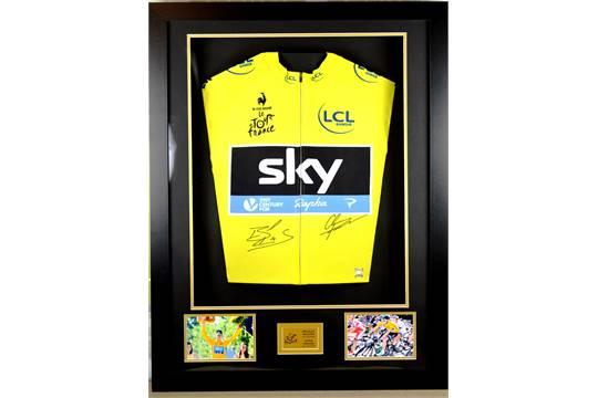 160  Cycling legends and Olympians Bradley Wiggins  amp  Chris ... c87f6f2ea