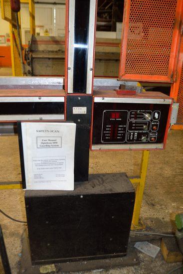 Safan CNCB press brake, 80 ton x 3100mm - Image 5 of 8