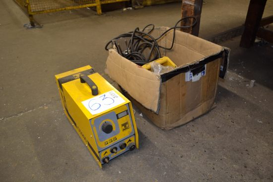 Lot 63 - Taylor Studwelding Systems CD200 compact capacitor discharge studwelder
