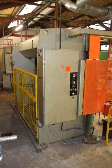 Safan CNCB press brake, 80 ton x 3100mm - Image 6 of 8