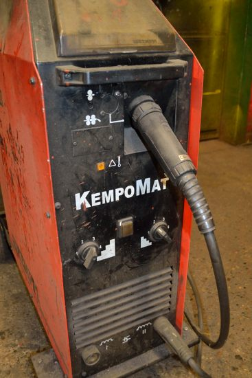 Lot 58 - Kemppi KempoMat 3200 welding set