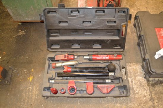 Lot 39 - Kennedy body repair kit (components missing)