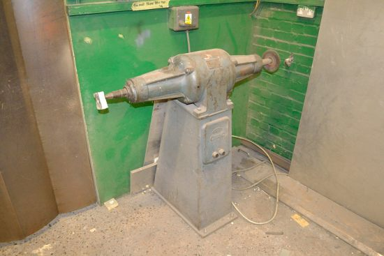 Lot 48 - Canning 1612 double ended spindle