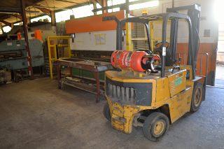 Lot 75 - Caterpillar V40D LPG forklift truck, 2000kg capacity