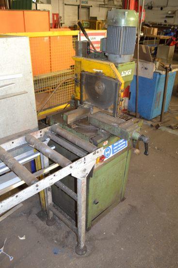 Lot 26 - Adige cold chop saw