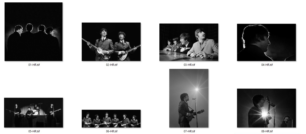 THE BEATLES ILLUMINATED, THE COMPLETE PHOTOGRAPHIC ARCHIVE OF MIKE MITCHELL. - Image 2 of 6