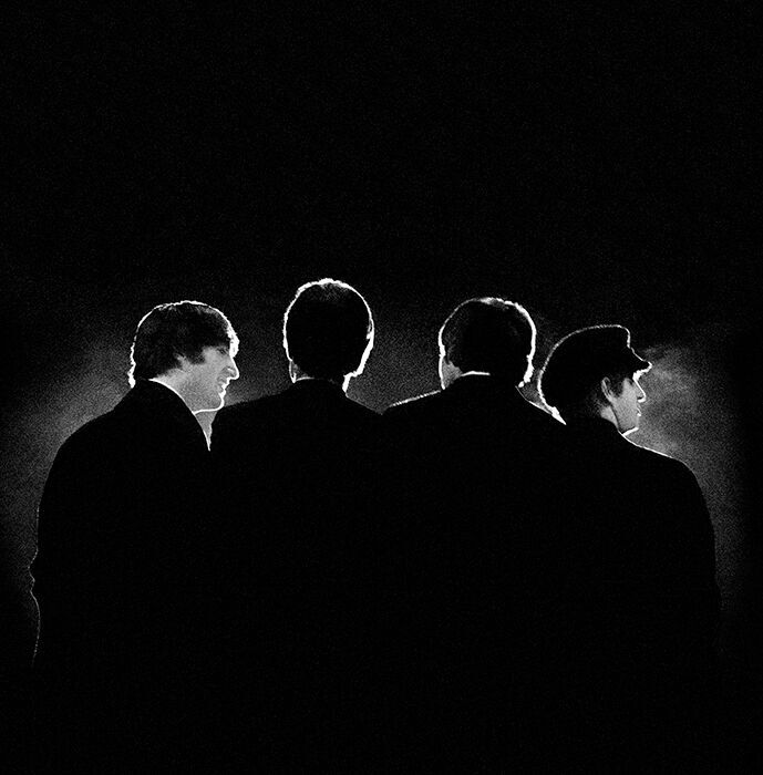THE BEATLES ILLUMINATED, THE COMPLETE PHOTOGRAPHIC ARCHIVE OF MIKE MITCHELL.