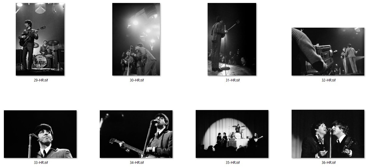 THE BEATLES ILLUMINATED, THE COMPLETE PHOTOGRAPHIC ARCHIVE OF MIKE MITCHELL. - Image 5 of 6