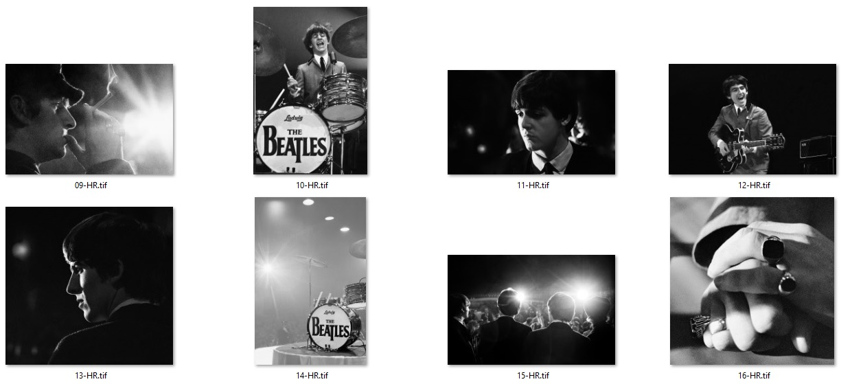 THE BEATLES ILLUMINATED, THE COMPLETE PHOTOGRAPHIC ARCHIVE OF MIKE MITCHELL. - Image 3 of 6