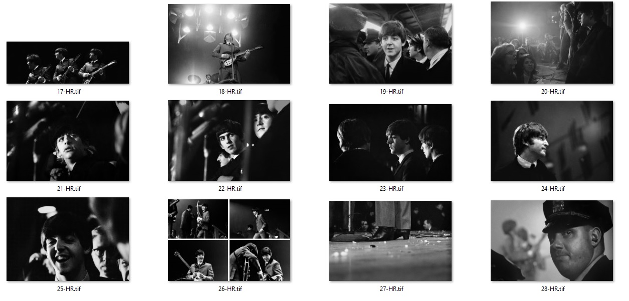 THE BEATLES ILLUMINATED, THE COMPLETE PHOTOGRAPHIC ARCHIVE OF MIKE MITCHELL. - Image 4 of 6