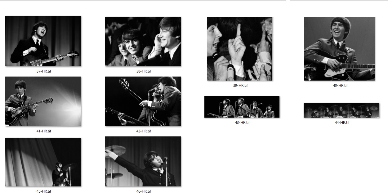 THE BEATLES ILLUMINATED, THE COMPLETE PHOTOGRAPHIC ARCHIVE OF MIKE MITCHELL. - Image 6 of 6