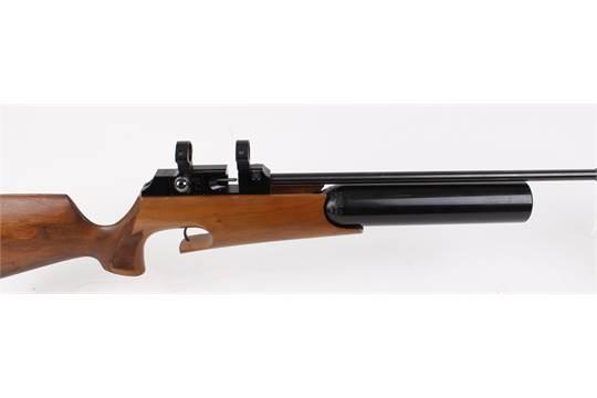 177 Theoben Rapid 24 Ft Lbs Moderated Barrel Ed Scope Mounts Two Multi Shot Magazines