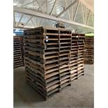 Lot of Skids (2 stacks)