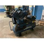 25 HP Quincy Ar Compressor Model MQR5120ST25HP