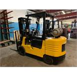 6,000 Catepillar Forklift Model GC30, Propane Tank NOT Included, s/n: 6EM01453