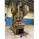 "150 Ton Rousselle B1-15 O.B.I. Press, 4"" str, 19"" SH, 35 SPM, air clutch"