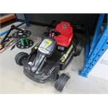 4025 - 4 wheel childs electric racing car