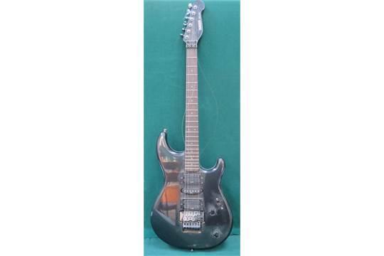yamaha electric guitar serial numbers