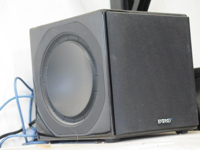 Lot 9 - Onkyo TX-NR5008 AV Reciever w/ Speakers