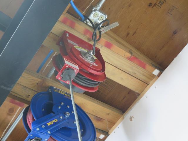 Lot 16 - Electric Cord Reels (2)