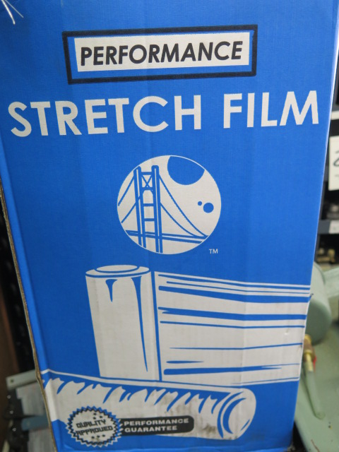 Lot 20 - Stretch Film