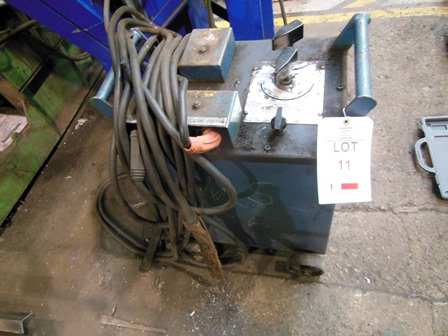 Lot 11 - Pickhill Engineers Ltd PT350 stick welder Serial no. 02194 (Please note that this lot will require