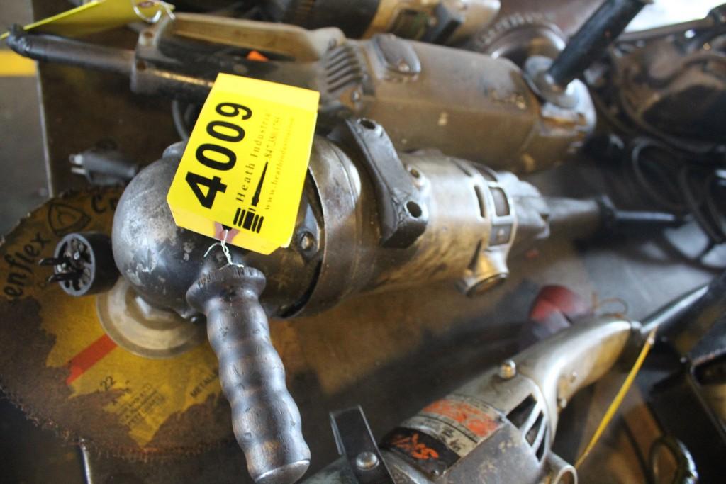 Lot 4009 - HEAVY DUTY DISC SANDER