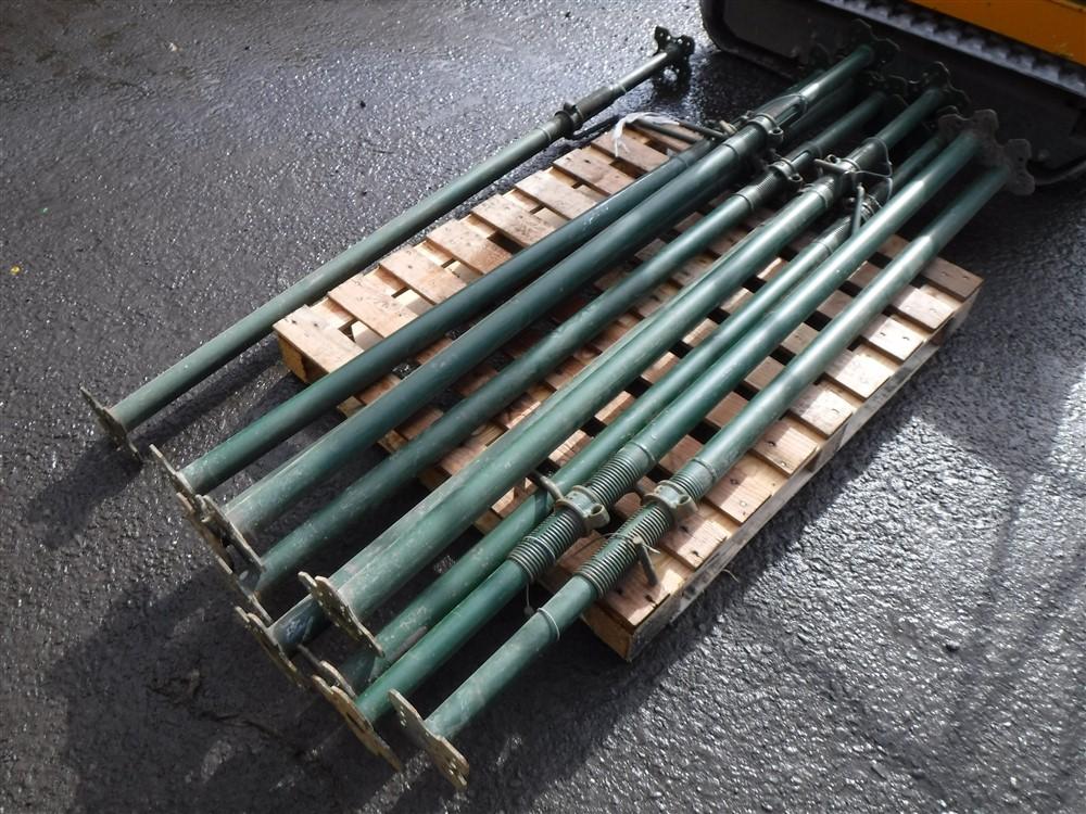 Acrow Prop Catalogue : Qty acrow props no vat