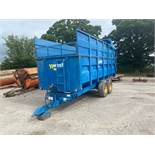 West Silage/Grain Trailer