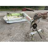 Claas Corto 252N mower conditioner