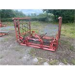 Hydraulic Chain Harrow